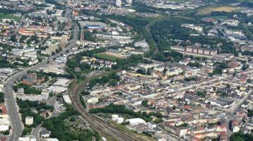 Mietkauf möglich: 140 m² - Gewerbeeinheit in Hof