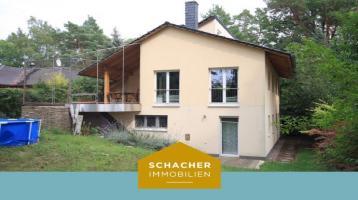 Exklusives Architektenhaus mit bester Ausstattung auf sonnigem Südwestgarten