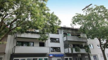 Charmante 3-Zimmer-Dachgeschosswohnung mit sehr guter Anbindung in Karlsruhe-Durlach