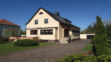 excl. Wohnhaus auf gepflegten Grundstück in schöner Lage von Lauchhammer