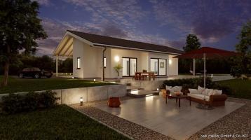 Einzugsfertig neu bauen - Haus, Bodenplatte und Grundstück