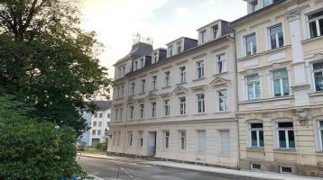 Gründerzeit-MFH im historischen Ortskern Freibergs - Baudenkmal (teilsaniert) - voll vermietet
