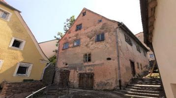 denkmalgeschütztes Stadthaus