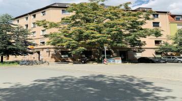 Gut vermietete 3-Zimmer-Wohnung in Nürnberg-Gibitzenhof