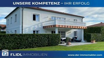 Luxuriöse Stadt-Villa in Grünwald bei München