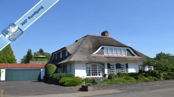 Exclusives Zweifamilienhaus auf ca. 1600 m² Eigengrund in Rhede