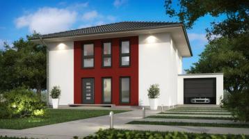 ScanHaus | Stadtvilla 134 m² + 530 m² Grundstück in 04736 Hartha