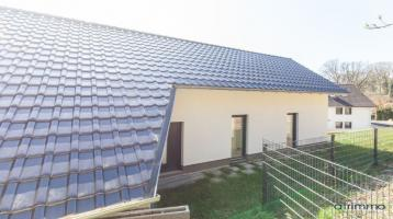 Wohnen auf fast 200 qm in Rösrath! Designorientierter Neubau: drei Bäder, offener Grundriss, Garten