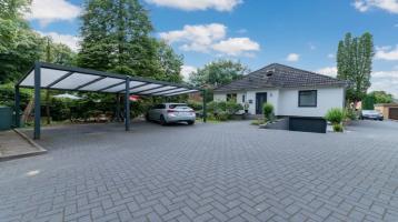 Für anspruchsvolle Familien: Einzigartiges EFH mit Garten, 2 Terrassen und ELW im grünen Tostedt