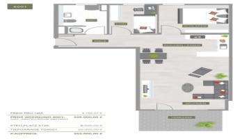 3 Zi. Erdgeschoss mit Garten / WE 4001