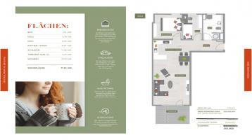 3 Zi. Erdgeschoss mit Garten / WE 3004