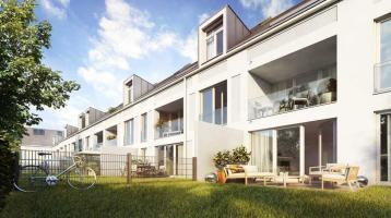 Ein schönes Wohngefühl! 3-Zimmer-Wohnung mit optimalem Grundriss und sonniger Loggia