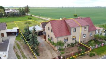 NEUER PREIS: ab 169€/Monat: Einfamilienhaus / Doppelhaushälfte mit Nebengebäude in Mauken