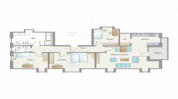 4 Zimmerwohnung mit über 100 m² in Röthenbach a. d. Pegnitz