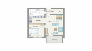 Röthenbach a. d. P. - 2 Zimmer-Eigentumswohnung mit ca. 65m²