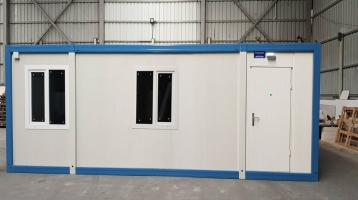 Bürocontainer WC Küche Dusche 1 Zi 3x7 Meter RIESIG NEUWARE B2005