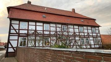 Zweifamilienfachwerkhaus in Obernfeld