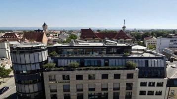Exklusive Penthouse in Straubing Zentrum