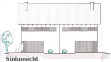 Neubau einer modernen DHH in sehr ruhiger und sonniger Lage von Schmidmühlen