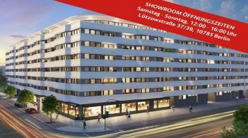 Kernsanierte 3-Zimmer-Wohnung, mit Loggia, in bester Lage in Berlin-Tiergarten