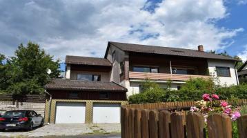 Freistehendes Zweifamilienhaus in Flossenbürg mit tollem Ausblick