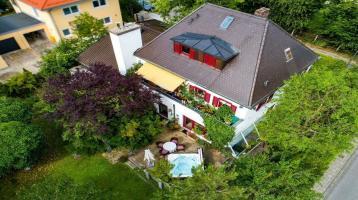 Exklusive Villa/Freiberufler-Haus in Gräfelfing-Lochham