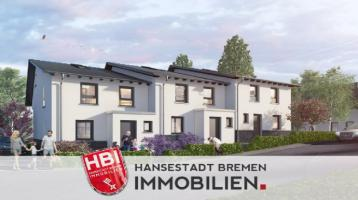 Ritterhude / Neubau - Reihenmittelhaus mit feinster Ausstattung