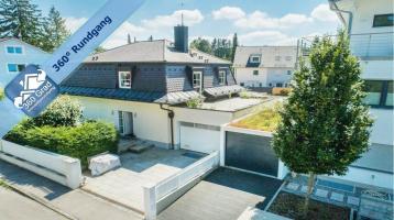 Wunderschöne Villa in bester Lage von Waldperlach - jetzt online besichtigen