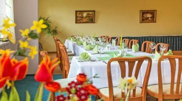 gepflegtes Hotel mit Restaurant in der Müritzregion