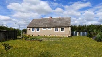 Doppelhaus in ruhiger und zentraler Ortslage