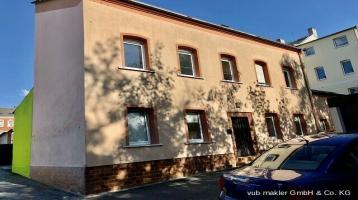 NEUER PREIS ! Kompaktes City-Haus im Stadtzentrum von Hof Saale *SONDERFINANZIERUNG MÖGLICH*