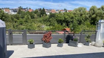 Zentral gelegenes 3FH in Püttlingen / Köllerbach mit toller Aussicht
