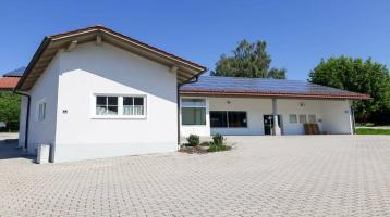 Neuwertiges Wohn- & Geschäftshaus inkl. PV-Anlage (20,68 kWp)