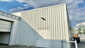 Stahltrapezhalle Stahlhalle Lager Lagerhalle 9x20 Meter
