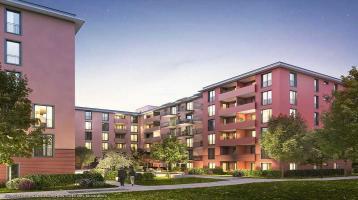 ***Ideal angebunden*** Schöne 3-Zimmer-Wohnung mit sonnigem Süd-Balkon und großer Wohnküche