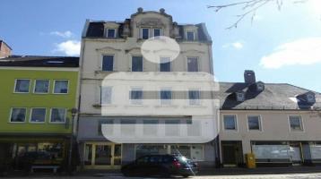 Wohn-/Geschäftshaus in Rehau