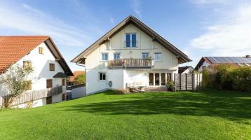Zweifamilienhaus südlich von Landshut - großzügiges Wohnwohlgefühl