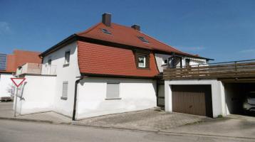 Zweifamilienhaus mit großer Dachterrasse