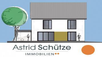 Modernes Einfamilienhaus in Borgholzhausen - Südgarten