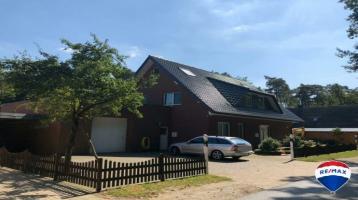 Kommen Sie nach Hause - sehr schön gelegenes Zweifamilienhaus im Ortsteil von Ostercappeln