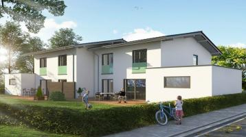 Doppelhaushälfte mit Garage, Garten in Salching / Straubing