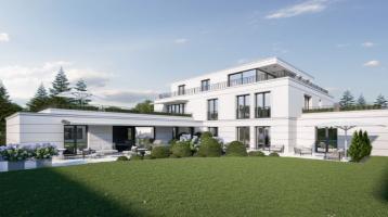 Große Gartenwohnung in ruhiger Lage nahe dem Isarhochufer - Villenresidenz Hauensteinstrasse 6