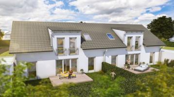 Neubau von zwei Doppelhaushälften in 92536 Pfreimd