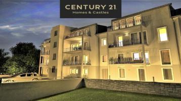 Neue exklusive DG Wohnung, mit gr. Balkon, in Toplage von Mettlach