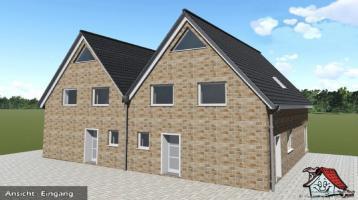 **KfW 55** Neubau Doppelhaushälfte in Rastede!! +Keine Käuferprovision+