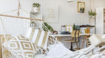 Modernisierte 3-Raum-Wohnung mit Balkon und EBK