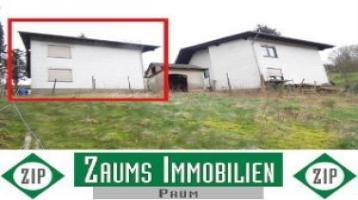 Einfamilienhaus (freistehend) mit Einliegerwohnung - renovierungsbedürftig - Hanglage - Nähe Biersdorfer Stausee!