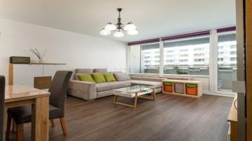Vollständig renovierte, barrierefreie 2-Zimmer-Wohnung