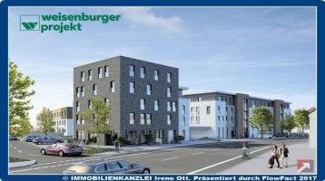 Neubau LADEN-BÜRO-KOSMETIK im Zentrum Baden-Baden-Oos