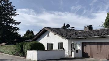 Gepflegtes Einfamilienhaus in Hohenschäftlarn